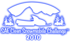 SAE Clean Snowmobile Challenge 2010