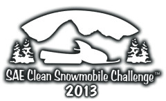 SAE Clean Snowmobile Challenge 2013