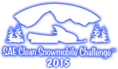 SAE Clean Snowmobile Challenge 2015