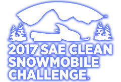 SAE Clean Snowmobile Challenge 2017